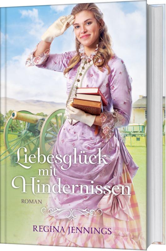 Cover-Bild Liebesglück mit Hindernissen