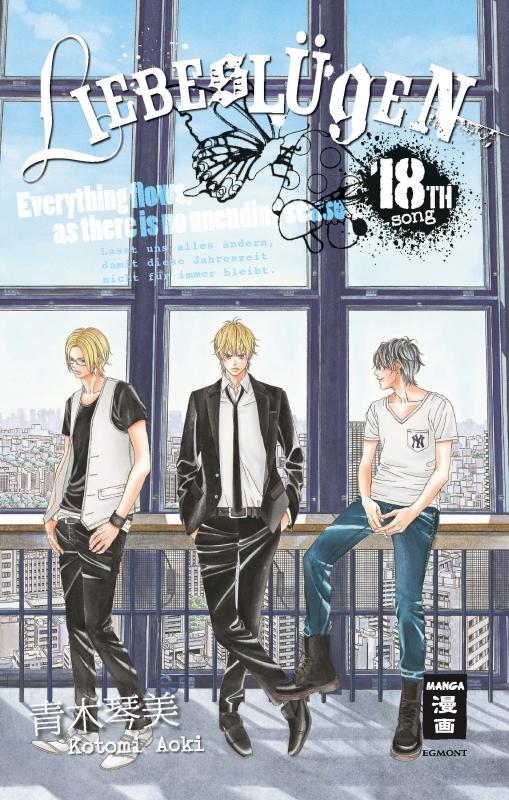 Cover-Bild Liebeslügen 18