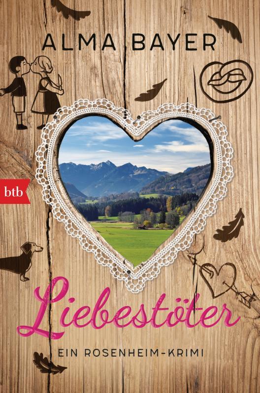 Cover-Bild Liebestöter