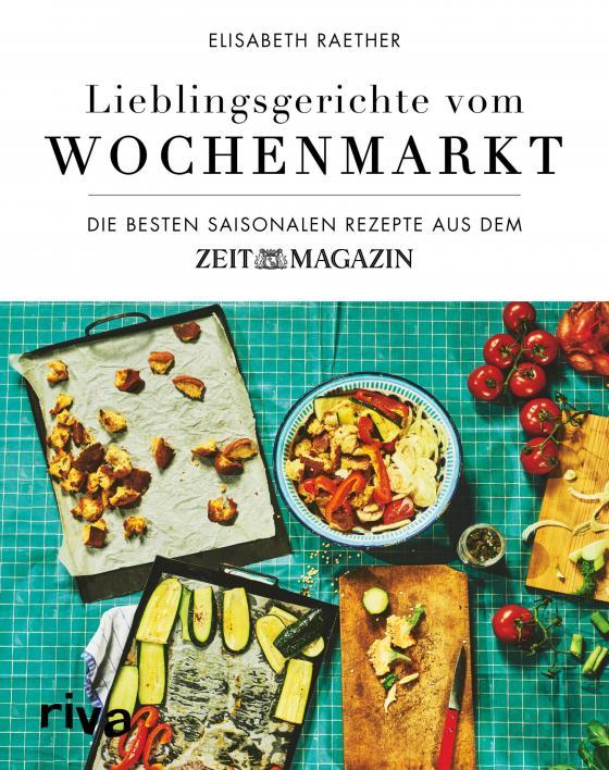 Cover-Bild Lieblingsgerichte vom Wochenmarkt