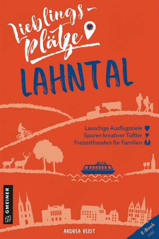 Cover-Bild Lieblingsplätze Lahntal
