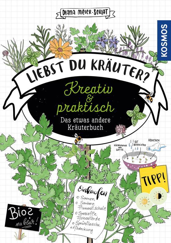 Cover-Bild Liebst Du Kräuter?