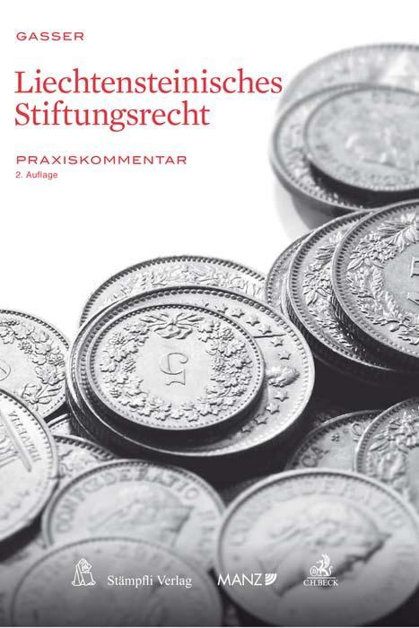 Cover-Bild Liechtensteinisches Stiftungsrecht