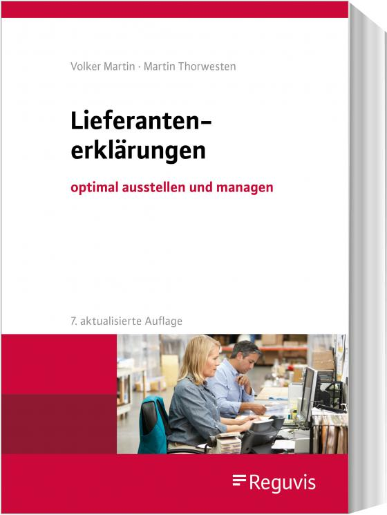 Cover-Bild Lieferantenerklärungen