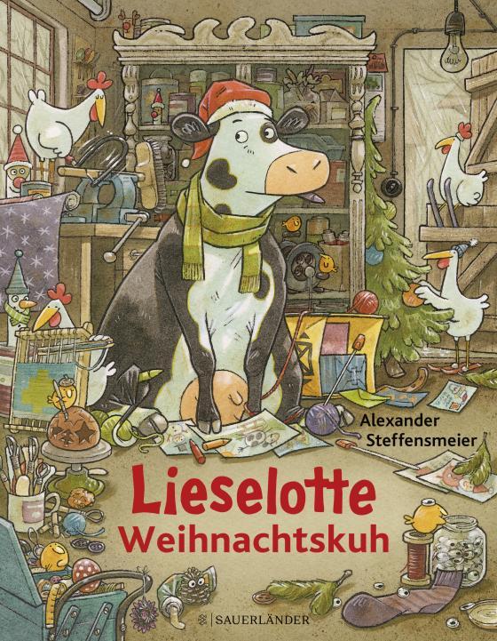 Cover-Bild Lieselotte Weihnachtskuh