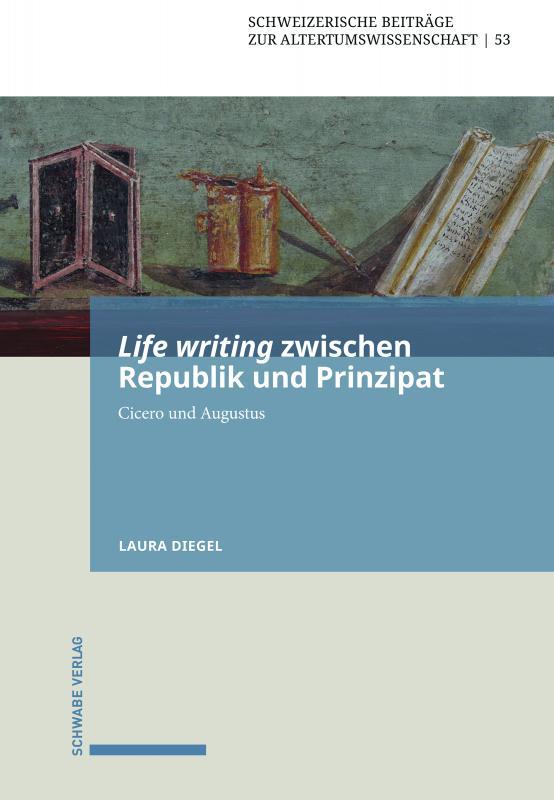 Cover-Bild Life writing zwischen Republik und Prinzipat