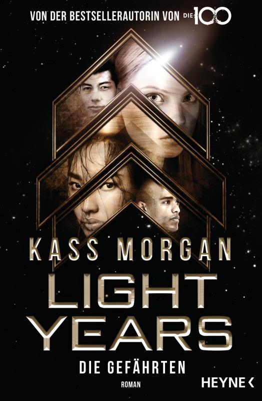 Cover-Bild Light Years - Die Gefährten