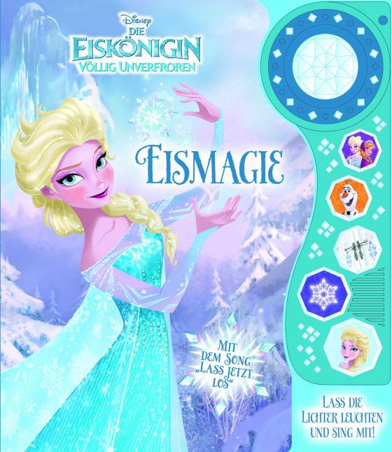 Cover-Bild Lightshow Soundbuch - Disney Die Eiskönigin - Eismagie