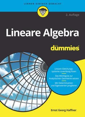 Cover-Bild Lineare Algebra für Dummies