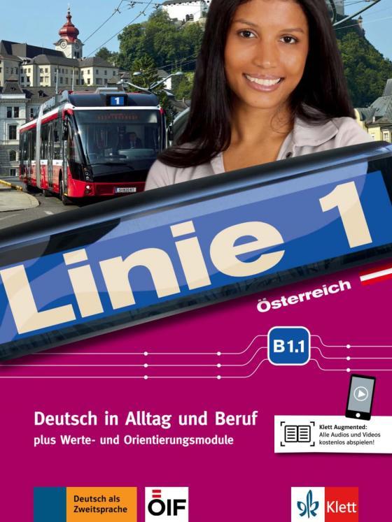 Cover-Bild Linie 1 Österreich B1.1