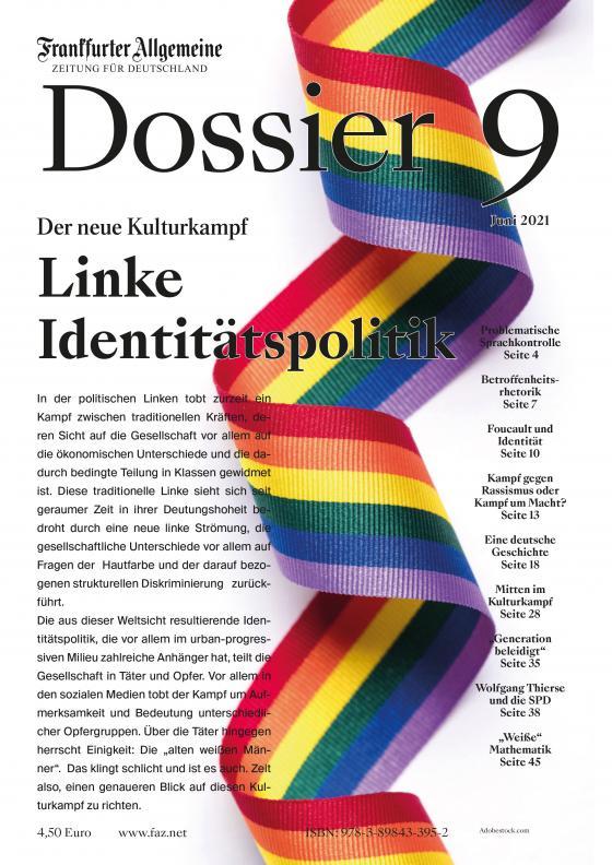 Cover-Bild Linke Identitätspolitik