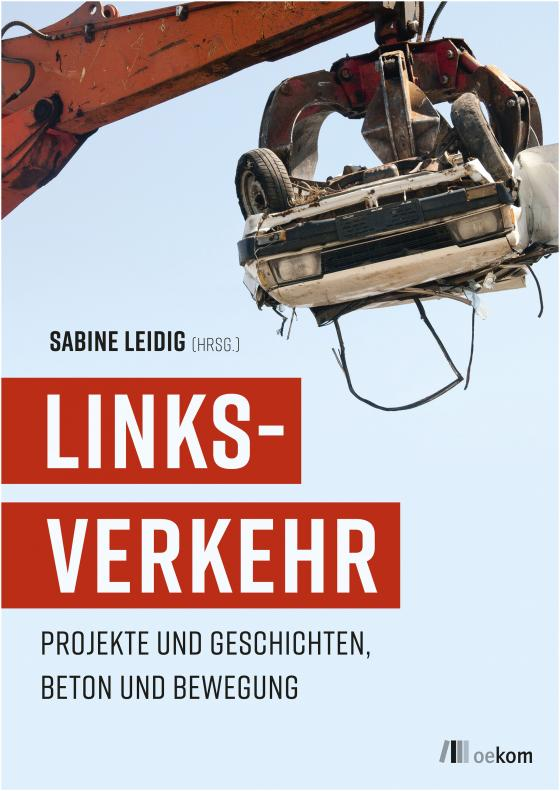 Cover-Bild LINKSVERKEHR