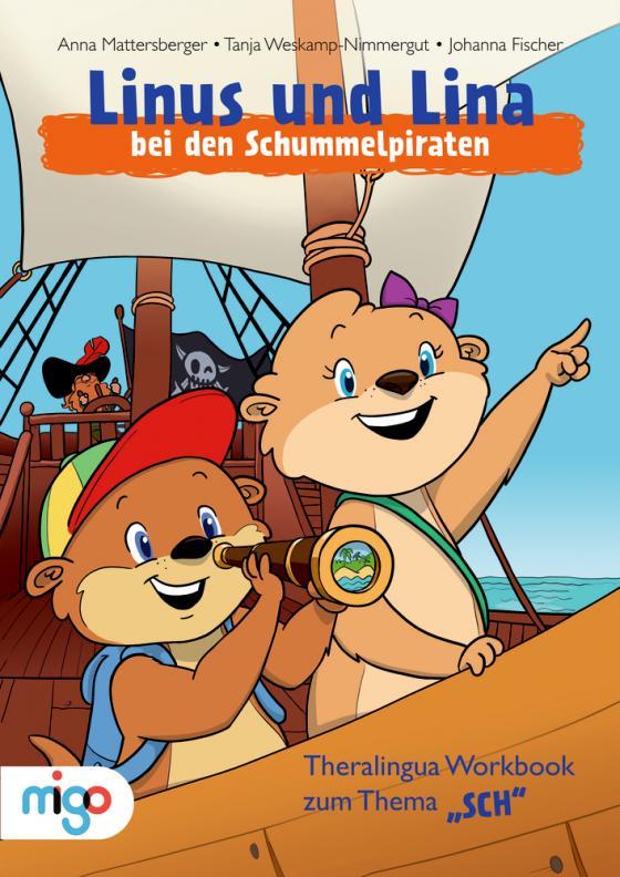 Cover-Bild Linus und Lina bei den Schummelpiraten