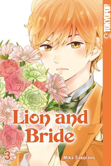 Cover-Bild Lion and Bride 03