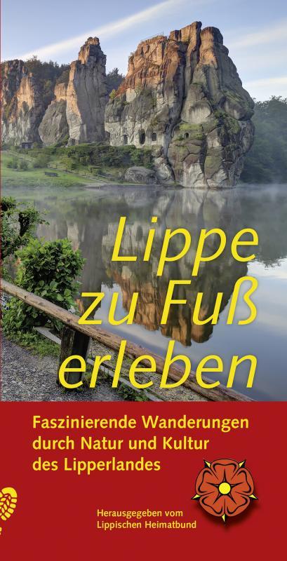 Cover-Bild Lippe zu Fuß erleben