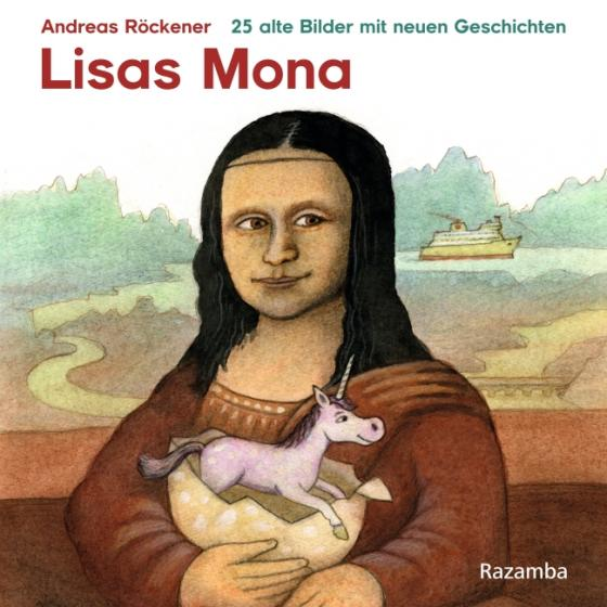 Cover-Bild Lisas Mona