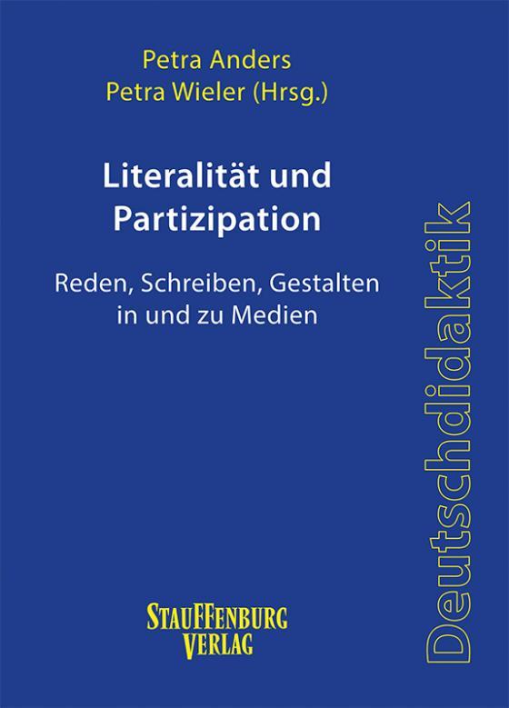 Cover-Bild Literalität und Partizipation