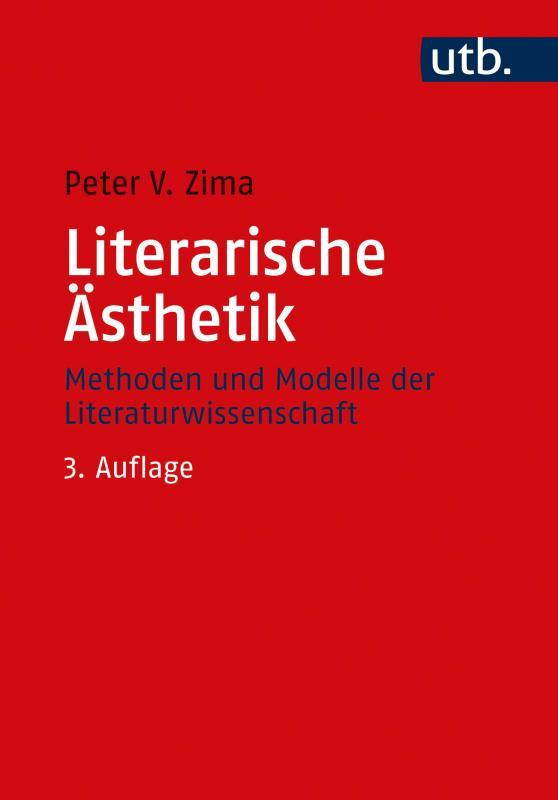 Cover-Bild Literarische Ästhetik