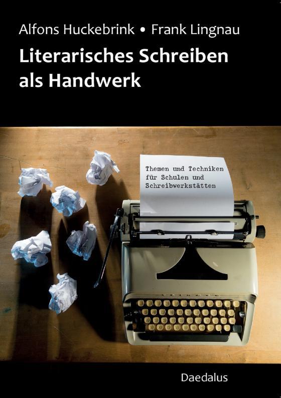 Cover-Bild Literarisches Schreiben als Handwerk