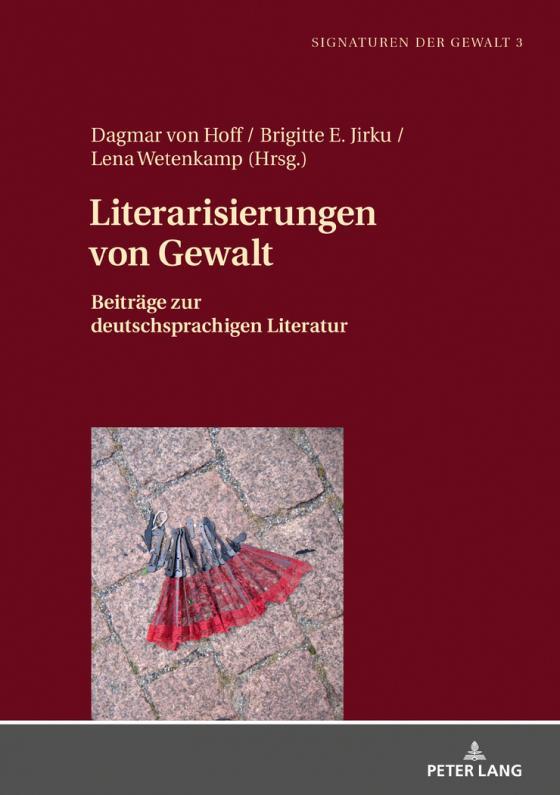 Cover-Bild Literarisierungen von Gewalt