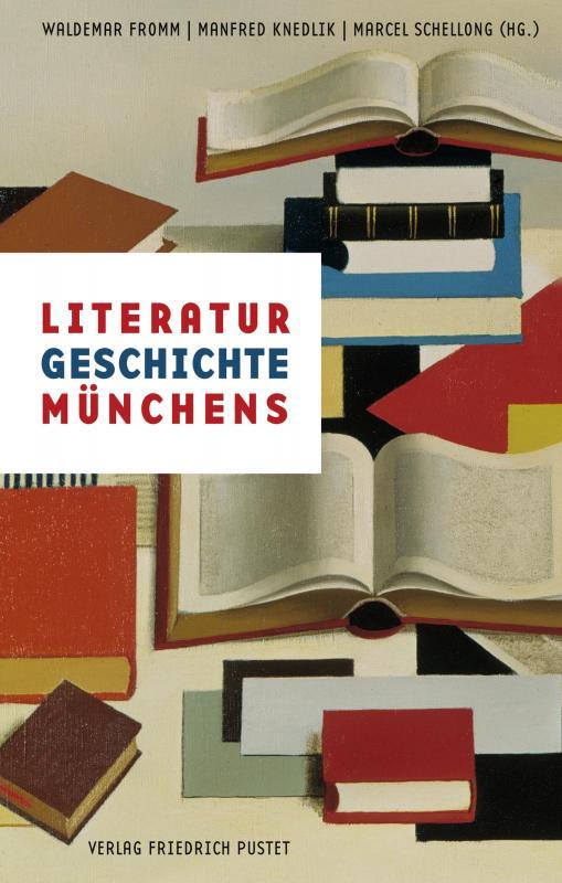 Cover-Bild Literaturgeschichte Münchens