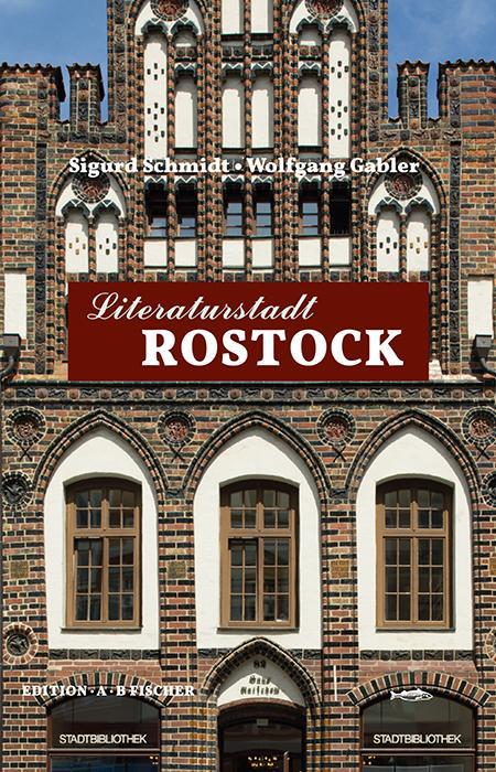 Cover-Bild Literaturstadt Rostock