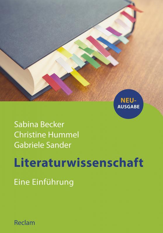 Cover-Bild Literaturwissenschaft