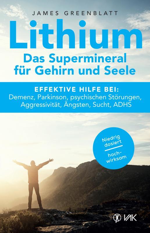Cover-Bild Lithium - Das Supermineral für Gehirn und Seele