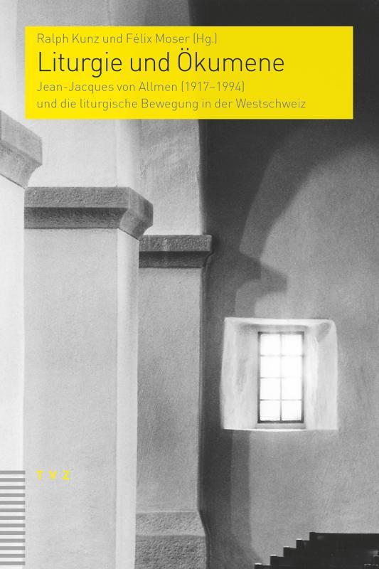 Cover-Bild Liturgie und Ökumene
