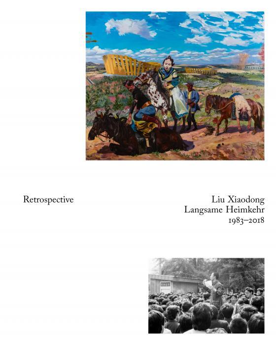 Cover-Bild Liu Xiaodong
