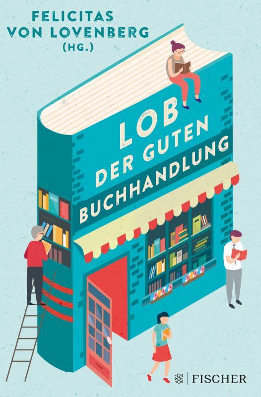 Cover-Bild Lob der guten Buchhandlung