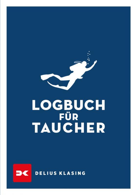 Cover-Bild Logbuch für Taucher