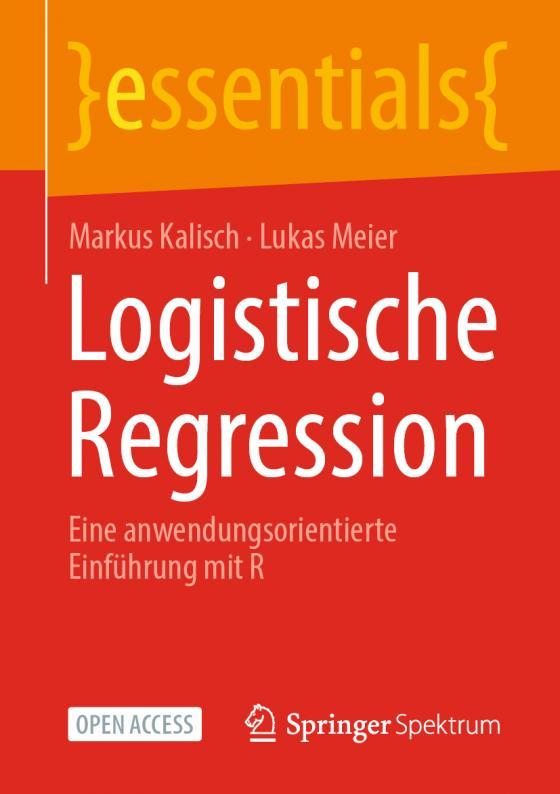 Cover-Bild Logistische Regression