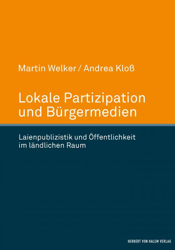 Cover-Bild Lokale Partizipation und Bürgermedien