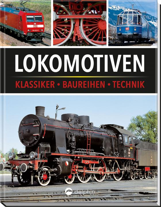 Cover-Bild Lokomotiven