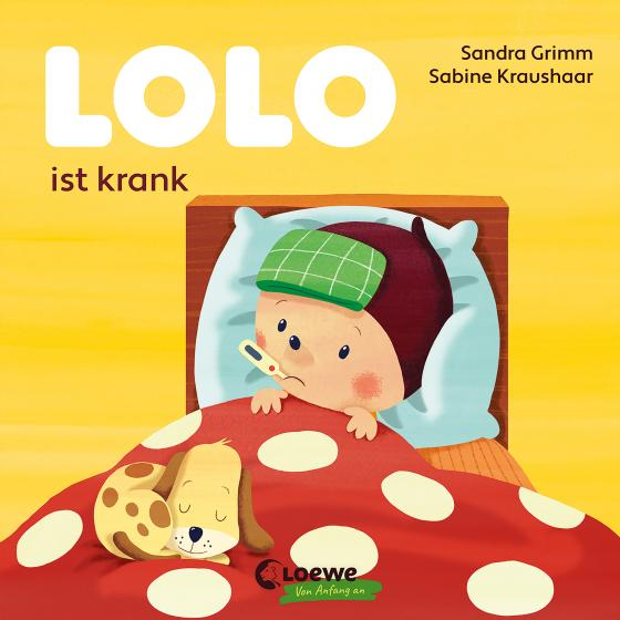 Cover-Bild Lolo ist krank
