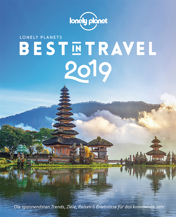 Cover-Bild Lonely Planet Best in Travel 2019