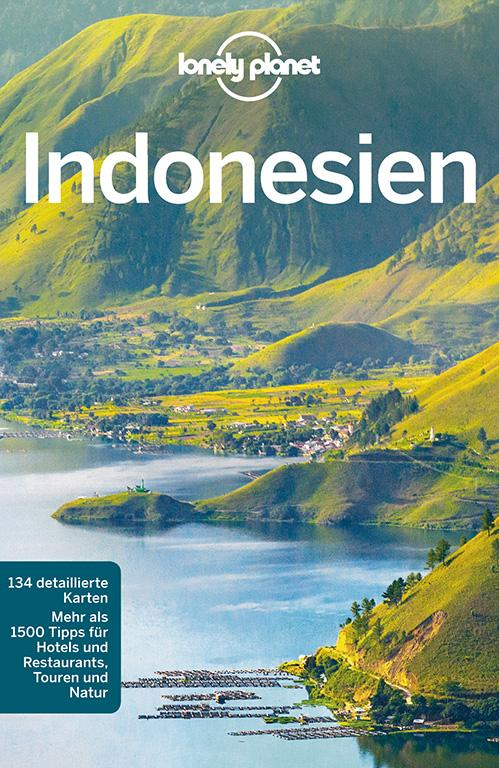 Cover-Bild Lonely Planet Indonesien