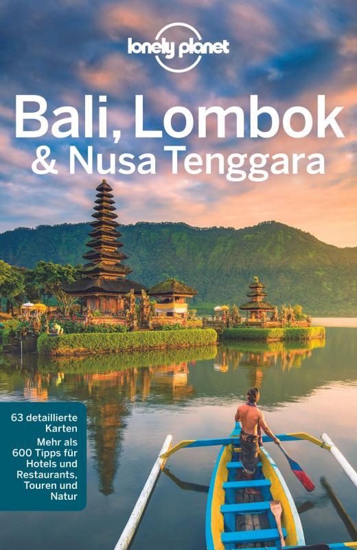 Cover-Bild Lonely Planet Reiseführer Bali, Lombok & Nusa Tenggara