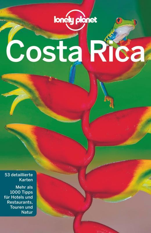Cover-Bild Lonely Planet Reiseführer Costa Rica