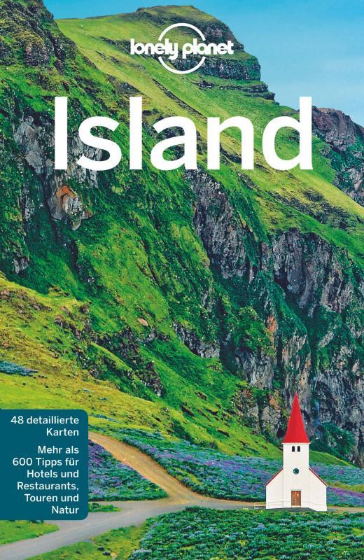 Cover-Bild Lonely Planet Reiseführer Island