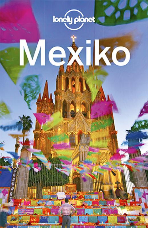 Cover-Bild Lonely Planet Reiseführer Mexiko