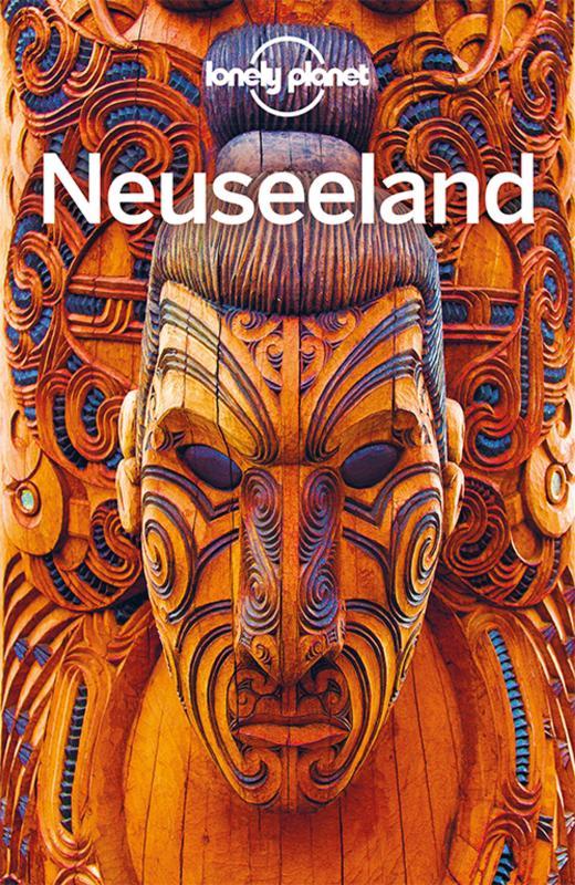Cover-Bild Lonely Planet Reiseführer Neuseeland