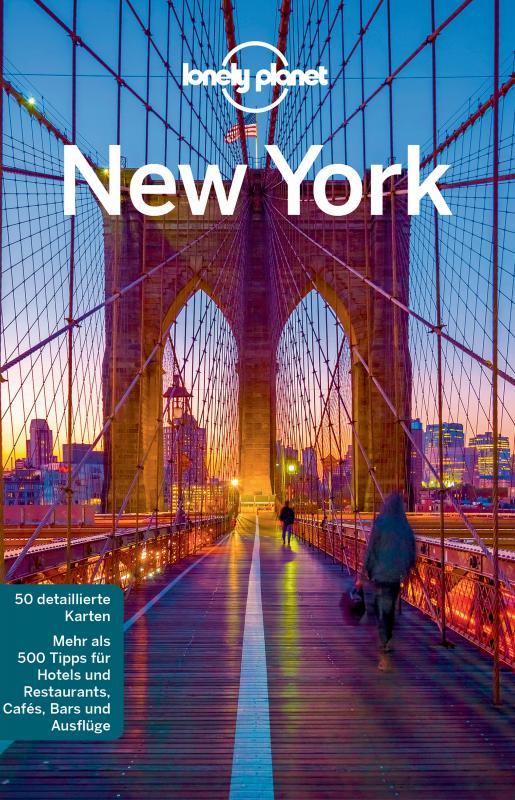 Cover-Bild Lonely Planet Reiseführer New York