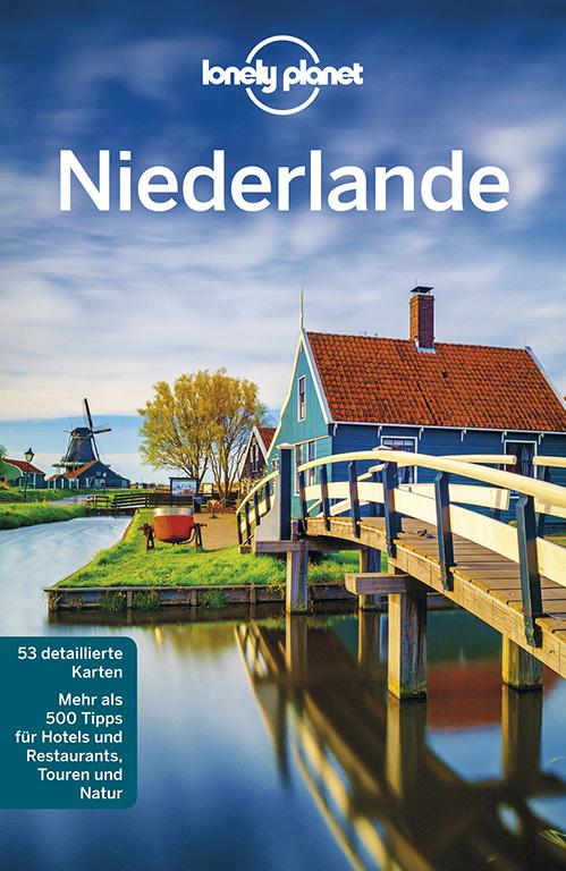 Cover-Bild Lonely Planet Reiseführer Niederlande