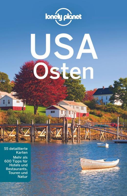 Cover-Bild Lonely Planet Reiseführer USA Osten