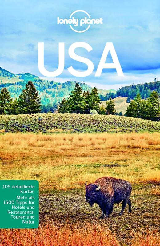 Cover-Bild Lonely Planet Reiseführer USA