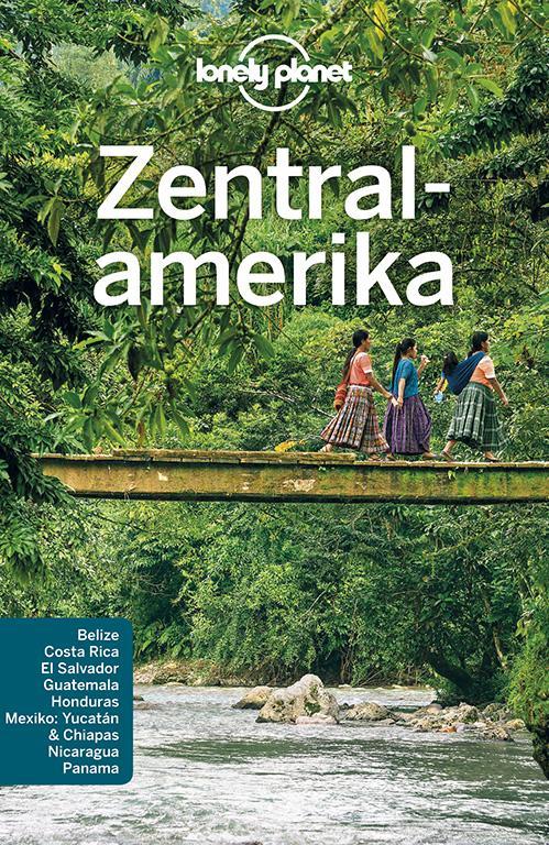 Cover-Bild Lonely Planet Reiseführer Zentralamerika
