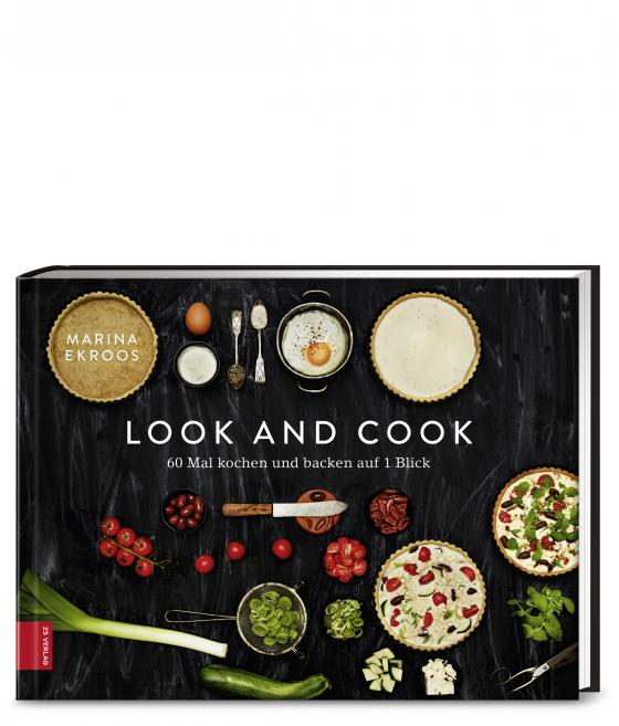Cover-Bild Look and cook