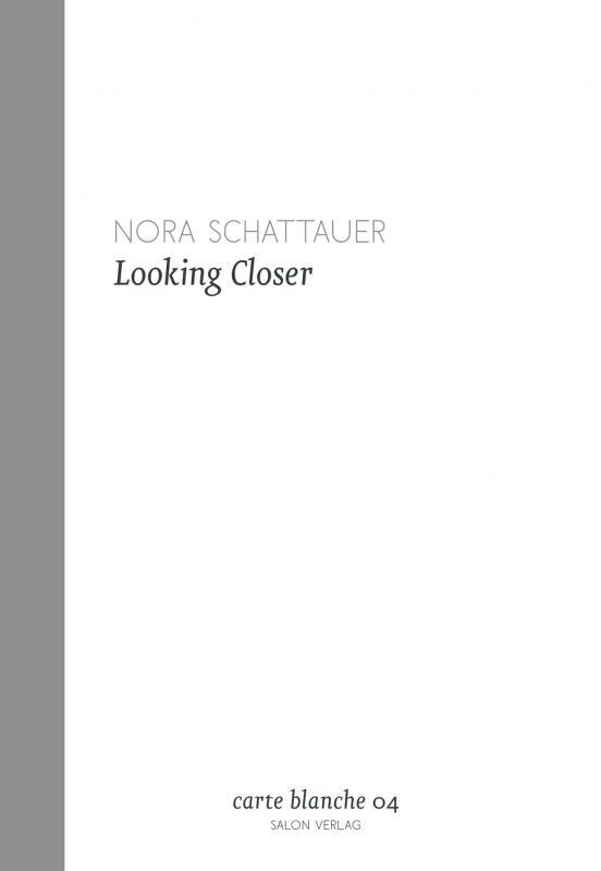 Cover-Bild Looking Closer